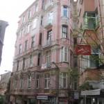 Galata Kulesi ve Istanbul Manzarası