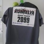 Kalenji Koşu T-Shirt'ü ve Numaram