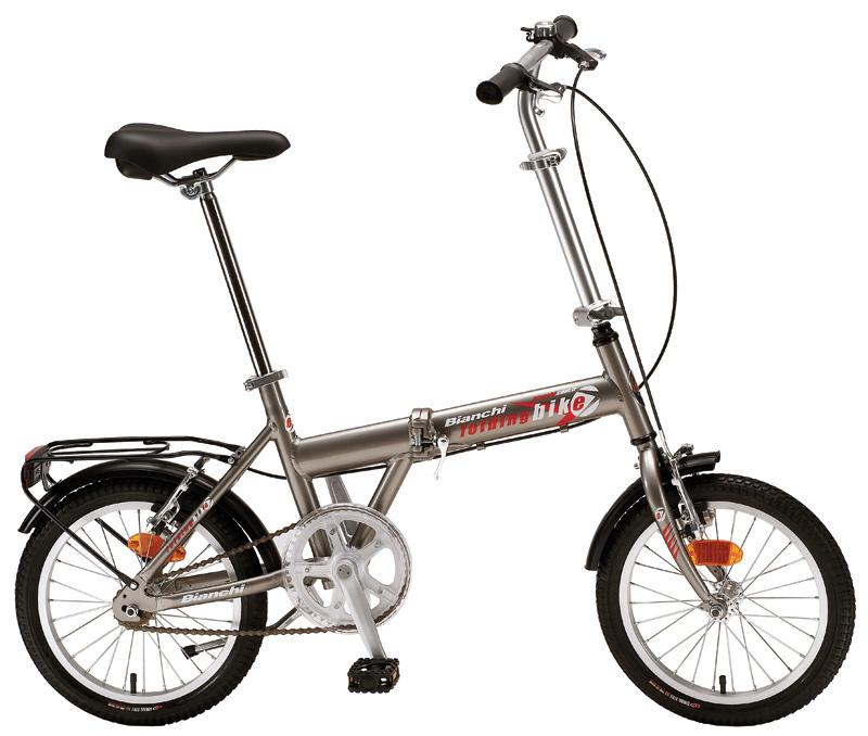 Bianchi Katlanır Bisiklet - folding