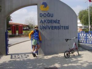 Doğu Akdeniz Üniversitesi Video