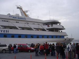 Sarayburnu Gemi
