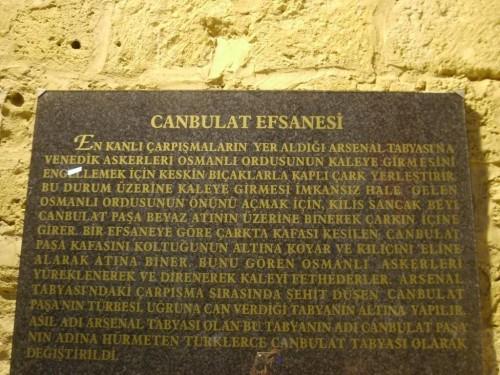 Canbulat Efsanesi