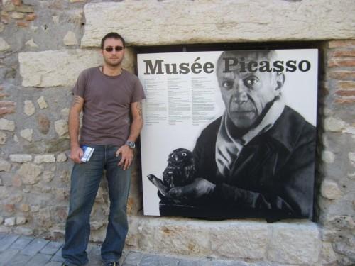 Picasso Müzesi Antibes