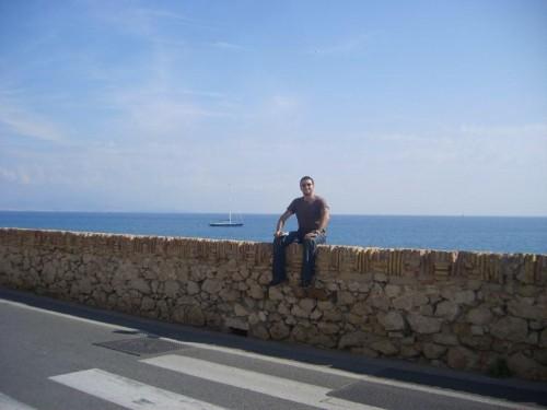 Akdeniz Kıyısı-Antibes