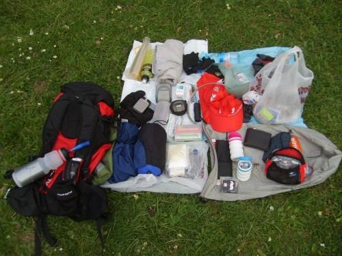Malzemeler - ADAM 2009 Anadolu Dağ Aşma Maratonu - Bolu