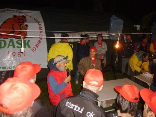 Ahmet Kılıç-ADAM 2009 Anadolu Dağ Aşma Maratonu - Bolu