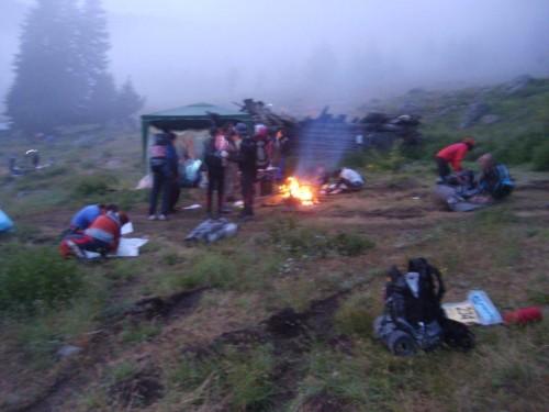 DASK Kamp Alanı