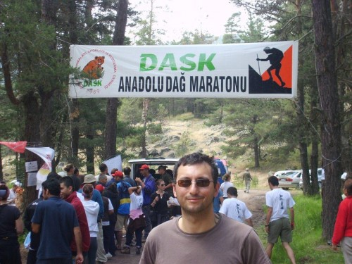 Emre Finish DASK 2009