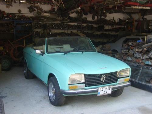 Peugeot 304 Cabrio