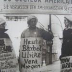 Check Point Charlie Batı Berlin