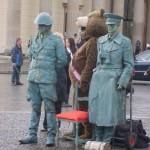Berlin Reichtag Meydanı