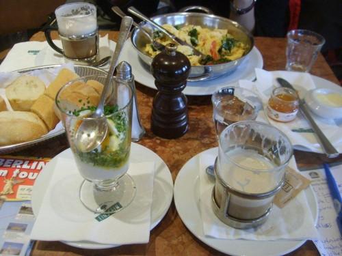 Einstein Cafe Berlin 2. Gün