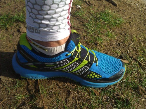 salomon's women running shoe
