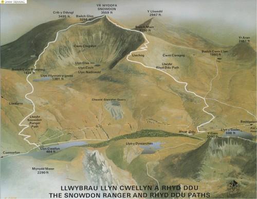 Snowdon-Ranger-Path1