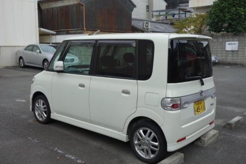 Japonya ve Arabalar (15)