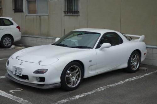 Japonya ve Arabalar (21)