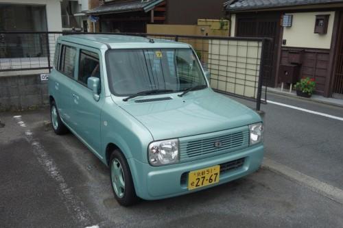 Japonya ve Arabalar (22)