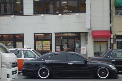 Japonya ve Arabalar (24)