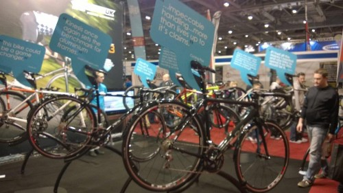 London Bike Show 2014 (8)
