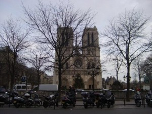 Notre Dame Katedrali