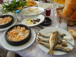 Marmara Adası Ziyafet