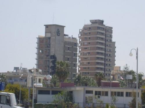 İlk Bombalanan Bina