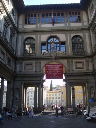 Uffizi Galeri Giriş