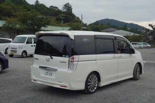 Japonya ve Arabalar (26)