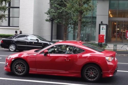 Japonya ve Arabalar (8)