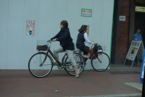 Japonya ve Bisiklet (7)